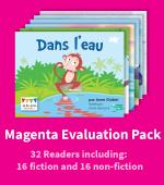 MAGENTA EVALUATION PACK